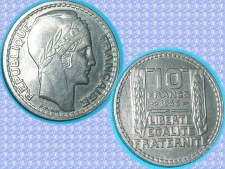 Achat : Piece tbe - 10 f - 1946 - gouv. provisoire  (Pièces) - Pièces neuf et d'occasion - Achat et vente