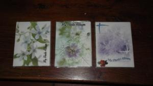 Mini albums photos