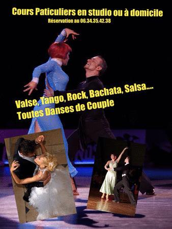 Achat : Danses de couple  (Offres de professeurs) - Offres de professeurs neuf et d'occasion - Achat et vente