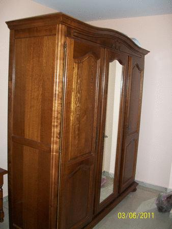 Achat : Armoire chambre  (Armoires penderies & vestiaires) - Armoires penderies & vestiaires neuf et d'occasion - Achat et vente