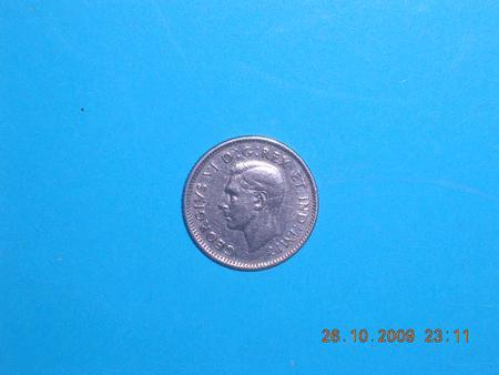 Achat : Piece - canada – 1945 - 10 cents - george vi – arg  (Pièces) - Pièces neuf et d'occasion - Achat et vente