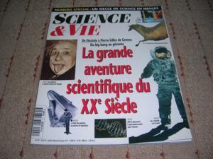 La grande aventure scientifique du xxe siècle