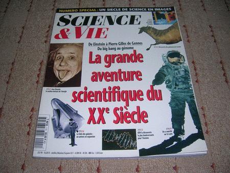 Achat : La grande aventure scientifique du xxe siècle  (Sciences (livres)) - Sciences (livres) neuf et d'occasion - Achat et vente