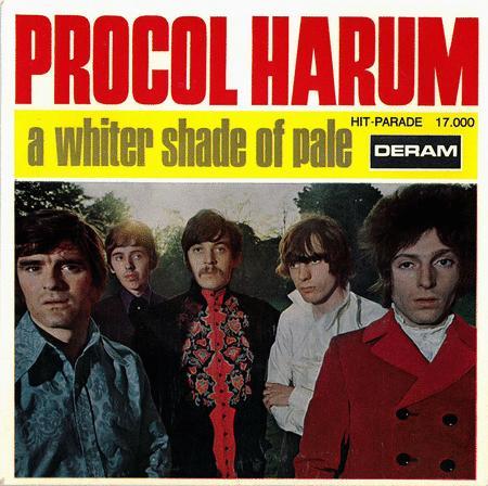 Achat : Procol harum a whiter shade of pale  (Vinyles (musique)) - Vinyles (musique) neuf et d'occasion - Achat et vente