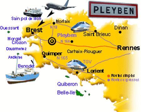 Achat : Location de vacances pleyben  (Locations vacances) - Locations vacances neuf et d'occasion - Achat et vente