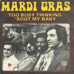 Mardi gras too busy thinking