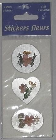 Achat : Stickers faits main : fleurs  (Autres jeux créatifs) - Autres jeux créatifs neuf et d'occasion - Achat et vente