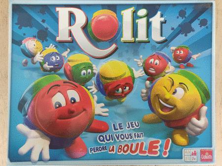 Achat : Jeu rolit  (Autres jeux en famille) - Autres jeux en famille neuf et d'occasion - Achat et vente