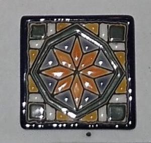 Magnet mozaïque
