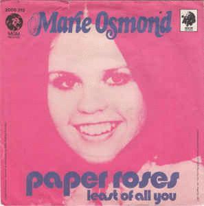 Marie osmond paper roses