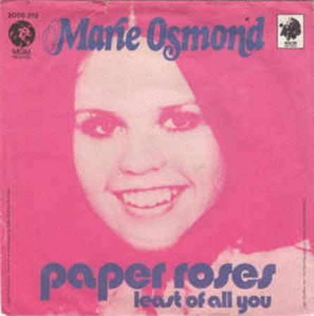 Achat : Marie osmond paper roses  (Vinyles (musique)) - Vinyles (musique) neuf et d'occasion - Achat et vente