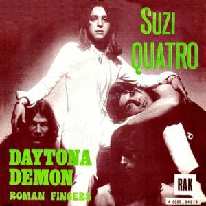 Suzi quatro daytona demon