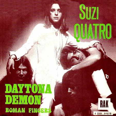 Achat : Suzi quatro daytona demon  (Vinyles (musique)) - Vinyles (musique) neuf et d'occasion - Achat et vente