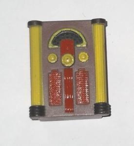 Magnet radio ancienne