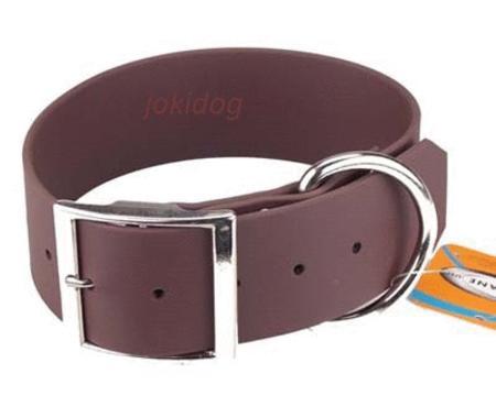 Achat : Collier biothane beta 50 x 70 cm marron - jokidog  (Colliers pour chiens) - Colliers pour chiens neuf et d'occasion - Achat et vente