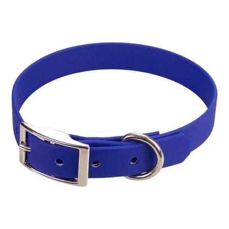 Achat : Collier biothane beta 19 x 45 cm bleu  (Colliers pour chiens) - Colliers pour chiens neuf et d'occasion - Achat et vente