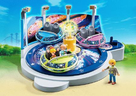 Achat : Playmobil manège lumineux  (Playmobil & play-big) - Playmobil & play-big neuf et d'occasion - Achat et vente