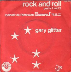 Gary glitter rock and roll (europe 1 bbx)