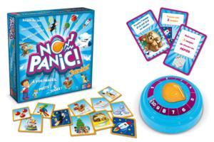 No panic junior jeux de société (neuf)
