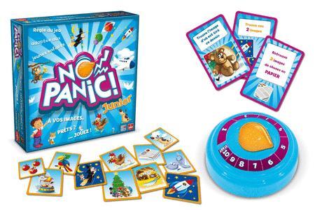 Achat : No panic junior jeux de société (neuf)  (Jeux de mémo) - Jeux de mémo neuf et d'occasion - Achat et vente