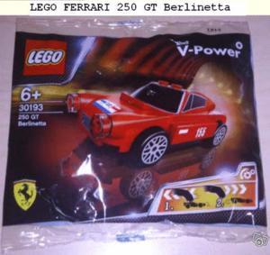 Lego ferrari 250 gt berlinetta collection