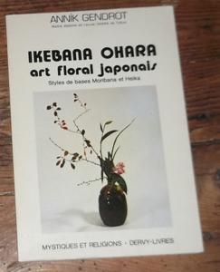 Ikebana ohara - art floral japonais