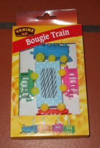 Bougies train