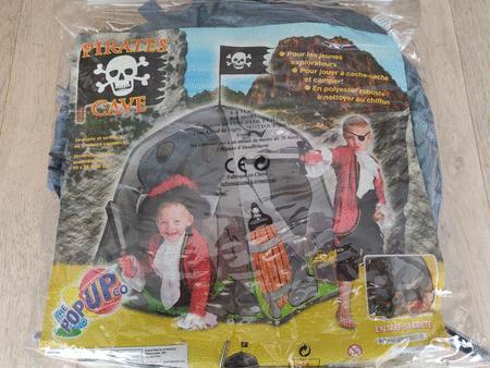 Achat : Jeu la tente des pirates  (Autres jeux d'imitation) - Autres jeux d'imitation neuf et d'occasion - Achat et vente