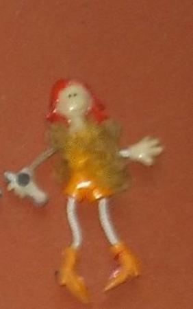 Achat : Magnet ficelle poupée  (Autres objets décoratifs) - Autres objets décoratifs neuf et d'occasion - Achat et vente