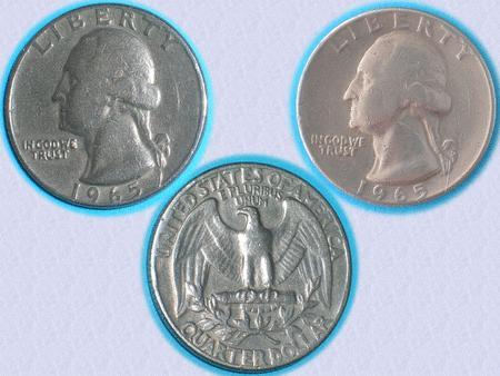 Achat : Très belle pièce quarter dollar de 1965 - washingt  (Pièces) - Pièces neuf et d'occasion - Achat et vente