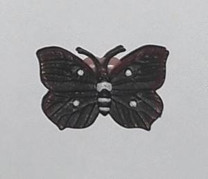 Magnet papillon 17