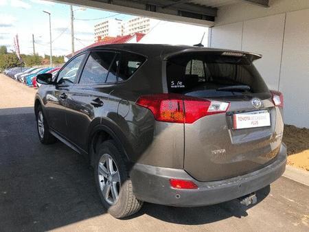 Compra : Toyota rav4 occasion 150 d-4d sport edition awd  (Véhicules automobiles) - Véhicules automobiles nueve y de ocasión - Compra y venta