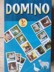 Jeu domino - éditeur bookmark