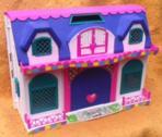 Maison Clinique Vétérinaire (Maisons De Poupées) - Maisons De Poupées neuf et d'occasion - Achat et vente