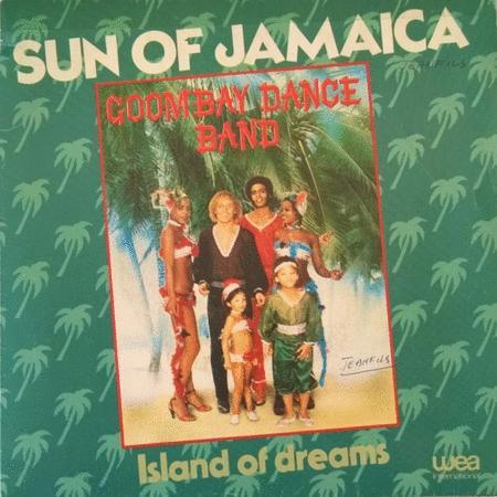 Achat : Goombay dance band sun of jamaica - island of drea  (Vinyles (musique)) - Vinyles (musique) neuf et d'occasion - Achat et vente