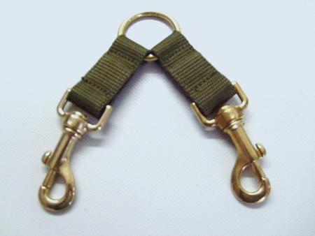 Achat : Coupleur poly 20 cm kaki  (Chien accessoires) - Chien accessoires neuf et d'occasion - Achat et vente