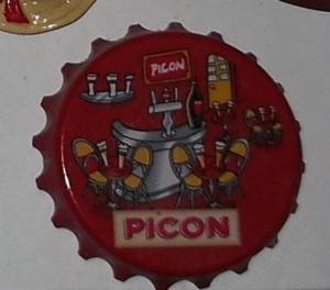 Magnet picon