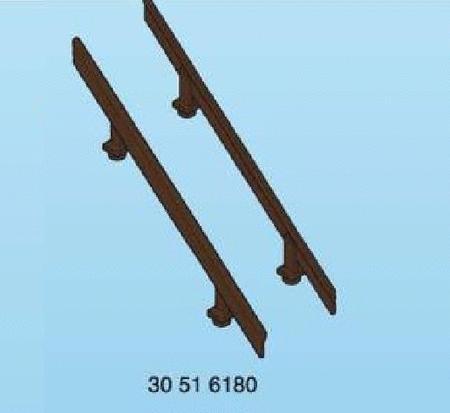 Achat : 2 rampes pour escalier playmobil  (Playmobil & play-big) - Playmobil & play-big neuf et d'occasion - Achat et vente