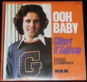 Gilbert o'sullivan ooh baby