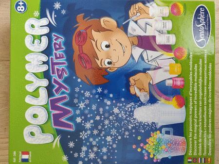 Achat : Jeu polymer mystery  (Jeux connaissances générales) - Jeux connaissances générales neuf et d'occasion - Achat et vente