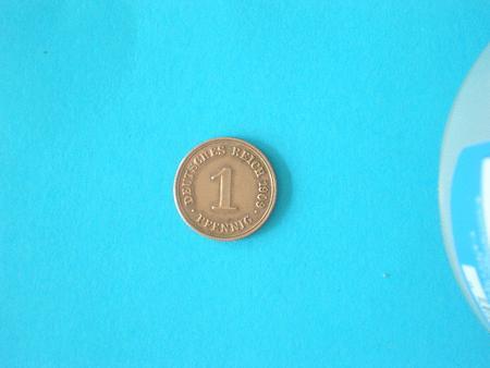 Achat : Pièce - allemagne - 1 pfennig - 1909  (Pièces) - Pièces neuf et d'occasion - Achat et vente