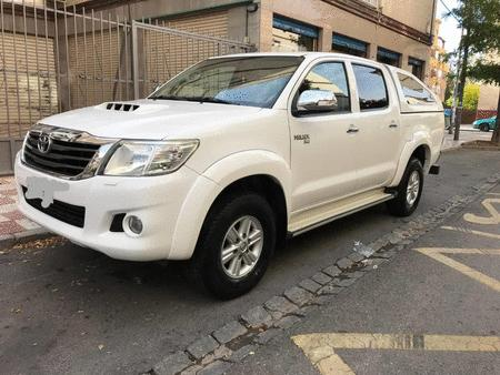 Achat : Toyota hilux version: iii x-tra cab 4x4 144 d-4d  (Véhicules utilitaires) - Véhicules utilitaires neuf et d'occasion - Achat et vente