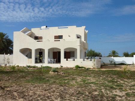 Achat : Vente villa djerba houmt souk zone urbaine  (Immobilier particulier) - Immobilier particulier neuf et d'occasion - Achat et vente
