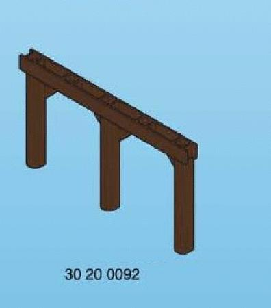 Achat : Grand support bois 3 poteaux  playmobil  (Playmobil & play-big) - Playmobil & play-big neuf et d'occasion - Achat et vente