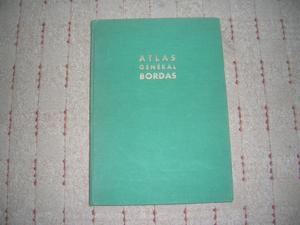 Livre de collection : atlas general bordas