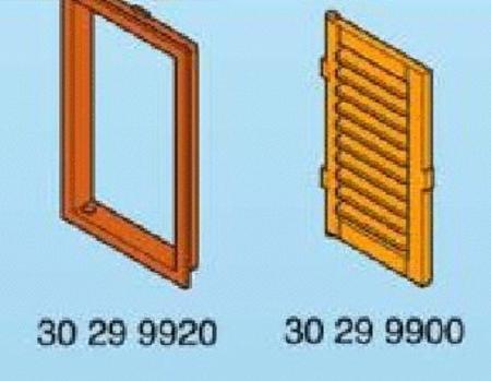 Achat : Fenêtre volet et châssis playmobil  (Playmobil & play-big) - Playmobil & play-big neuf et d'occasion - Achat et vente