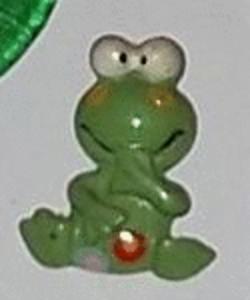Magnet petite grenouille