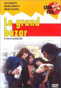 Dvd le grand bazar , les charlots