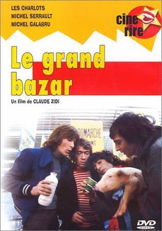 Achat : Dvd le grand bazar , les charlots  (Dvd) - Dvd neuf et d'occasion - Achat et vente