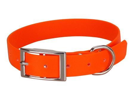 Achat : Collier biothane beta 25 x 55 cm orange  (Colliers pour chiens) - Colliers pour chiens neuf et d'occasion - Achat et vente